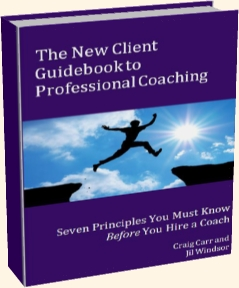 The New Client Guide to Professional Coaching